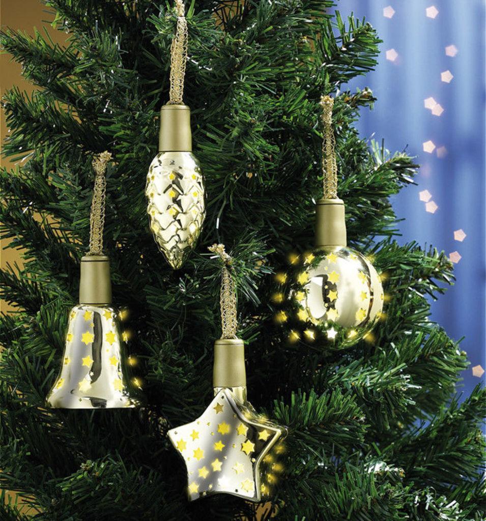 led weihnachtsschmuck baumschmuck weihnachten lichterglanz. Black Bedroom Furniture Sets. Home Design Ideas