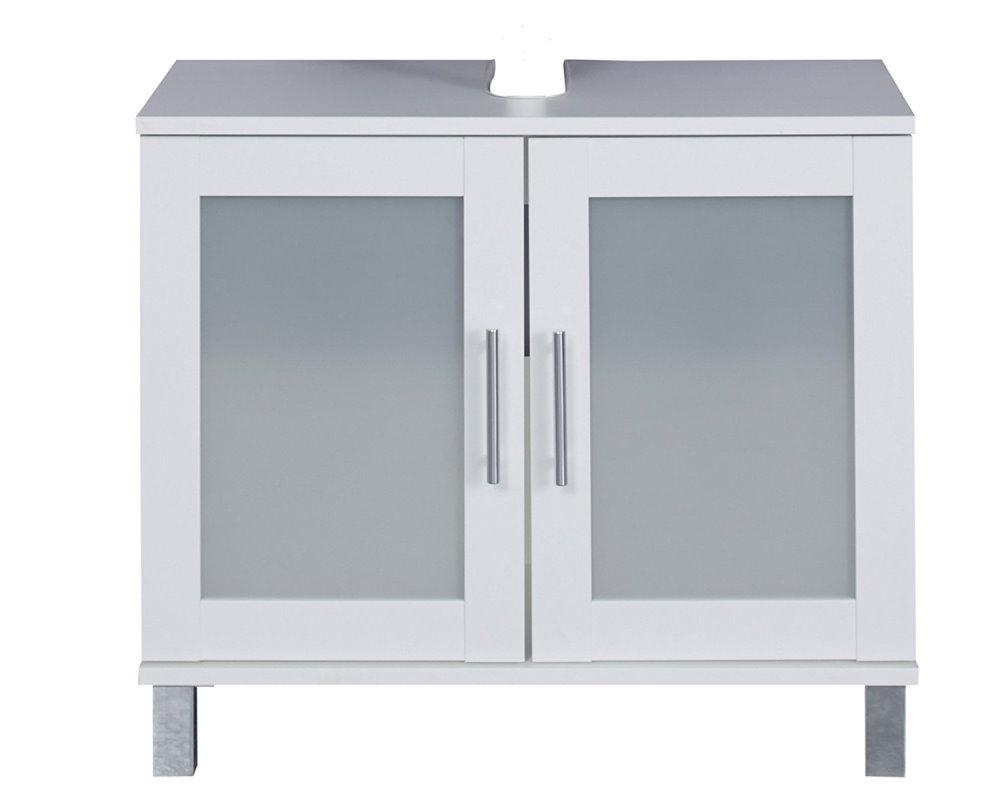 waschbecken unterschrank florida orlando bad badezimmer waschtisch schrank wei ebay. Black Bedroom Furniture Sets. Home Design Ideas