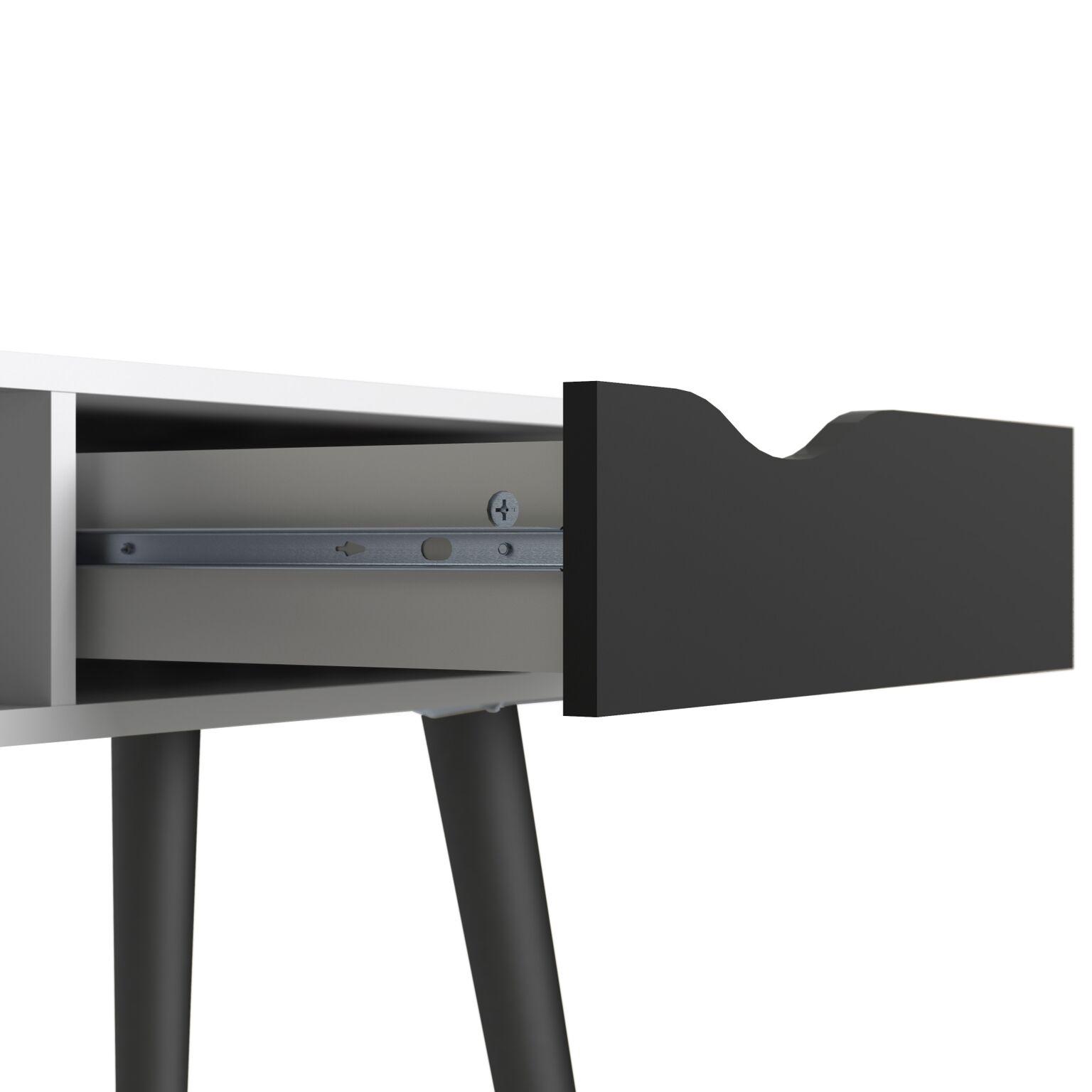 schreibtisch napoli computertisch pc tisch b rotisch. Black Bedroom Furniture Sets. Home Design Ideas
