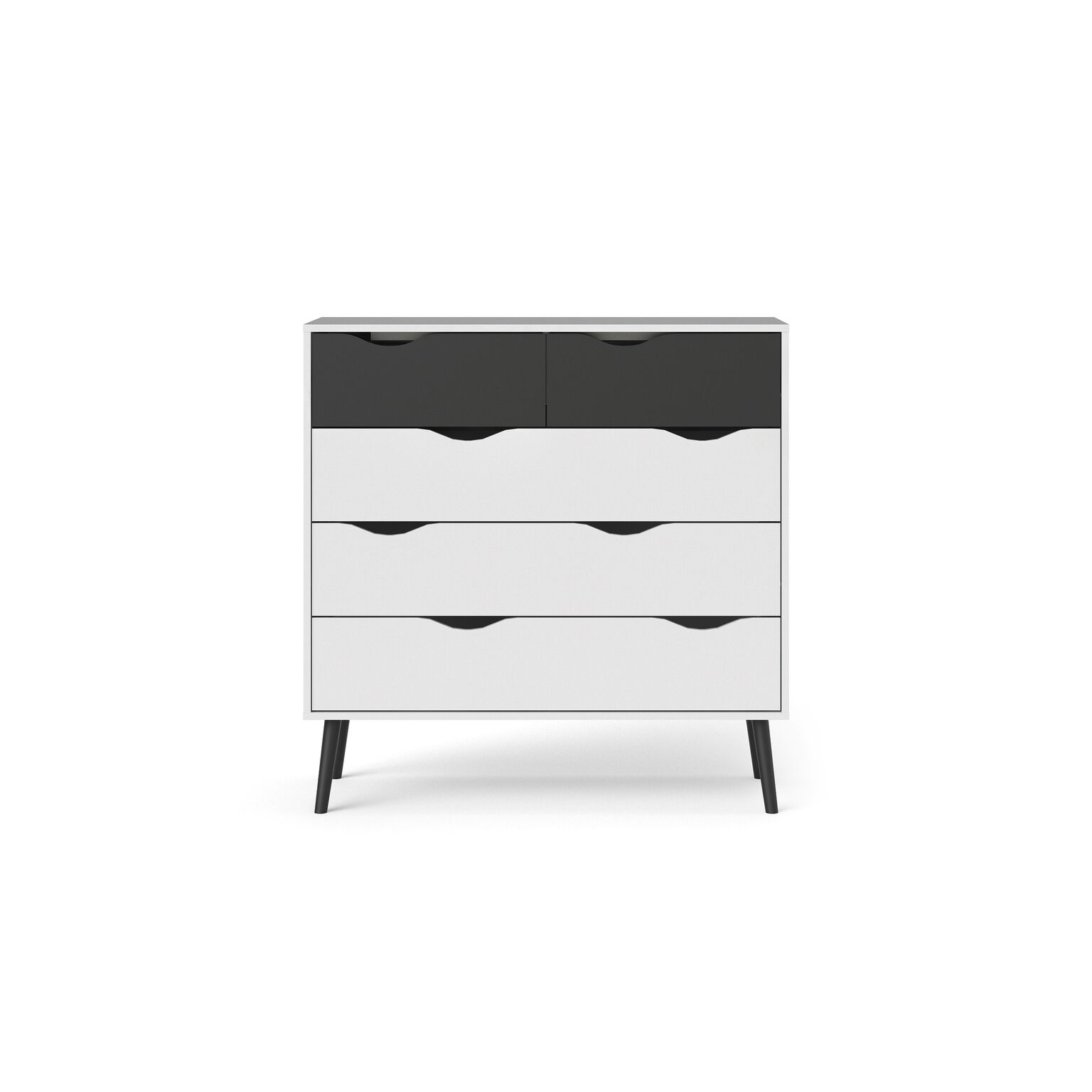 Kommode napoli sideboard anrichte schrank highboard for Kommode highboard weiss