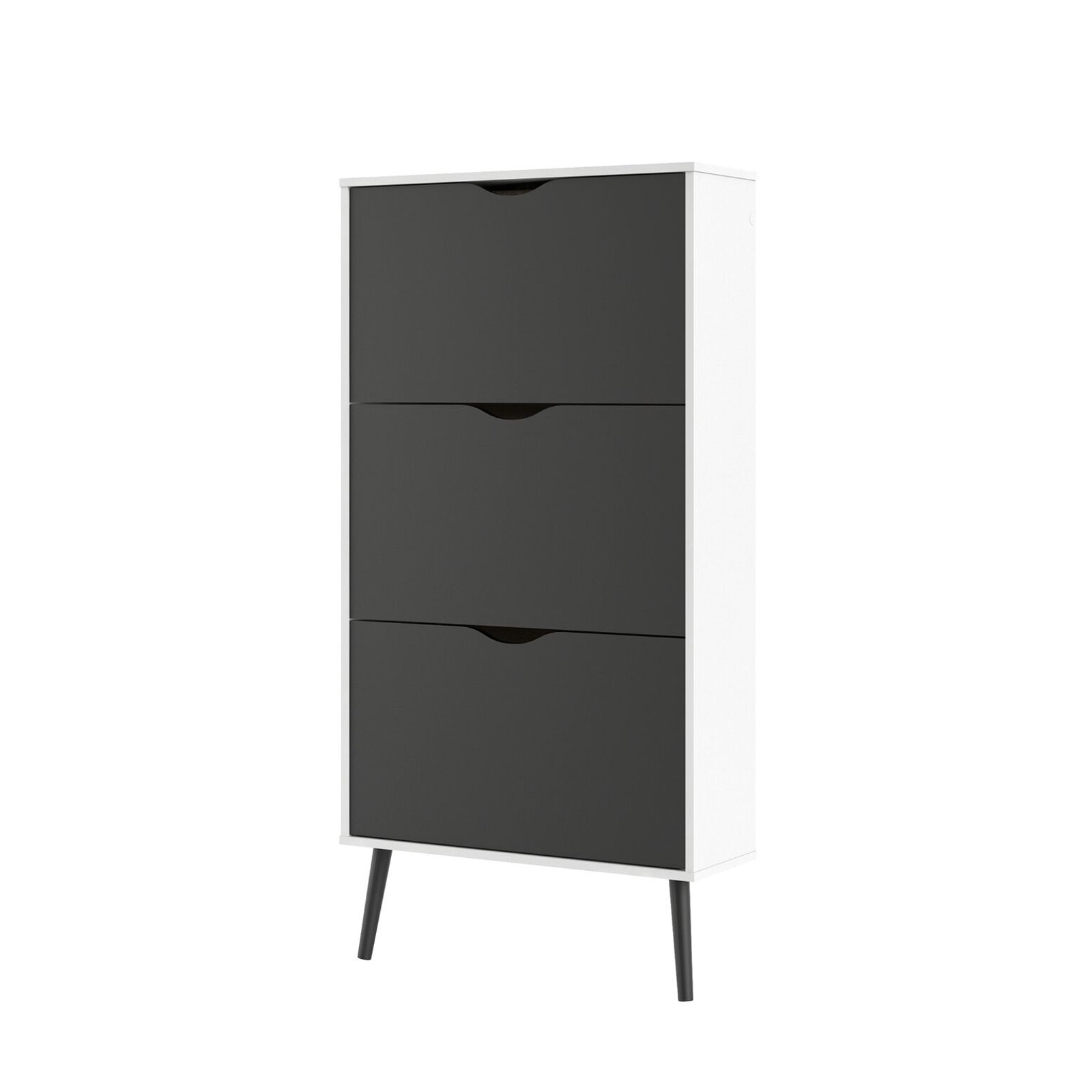 schuhschrank napoli schuhkipper schuhregal flur dielen. Black Bedroom Furniture Sets. Home Design Ideas