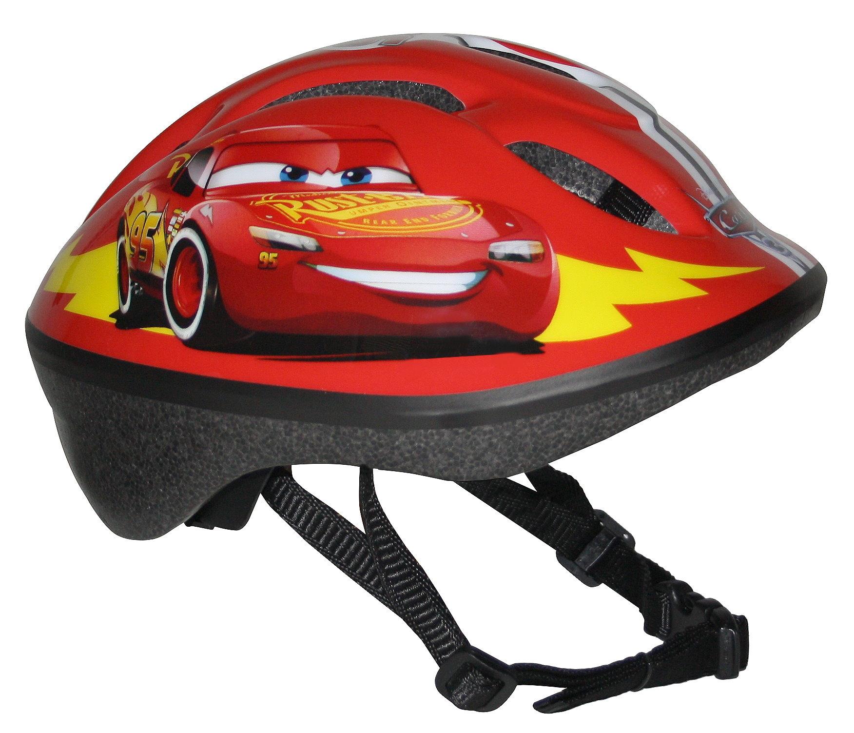 disney kinder fahrradhelm cars gr s cm lightning mcqueen schutzhelm helm with fahrradhelm fr kinder