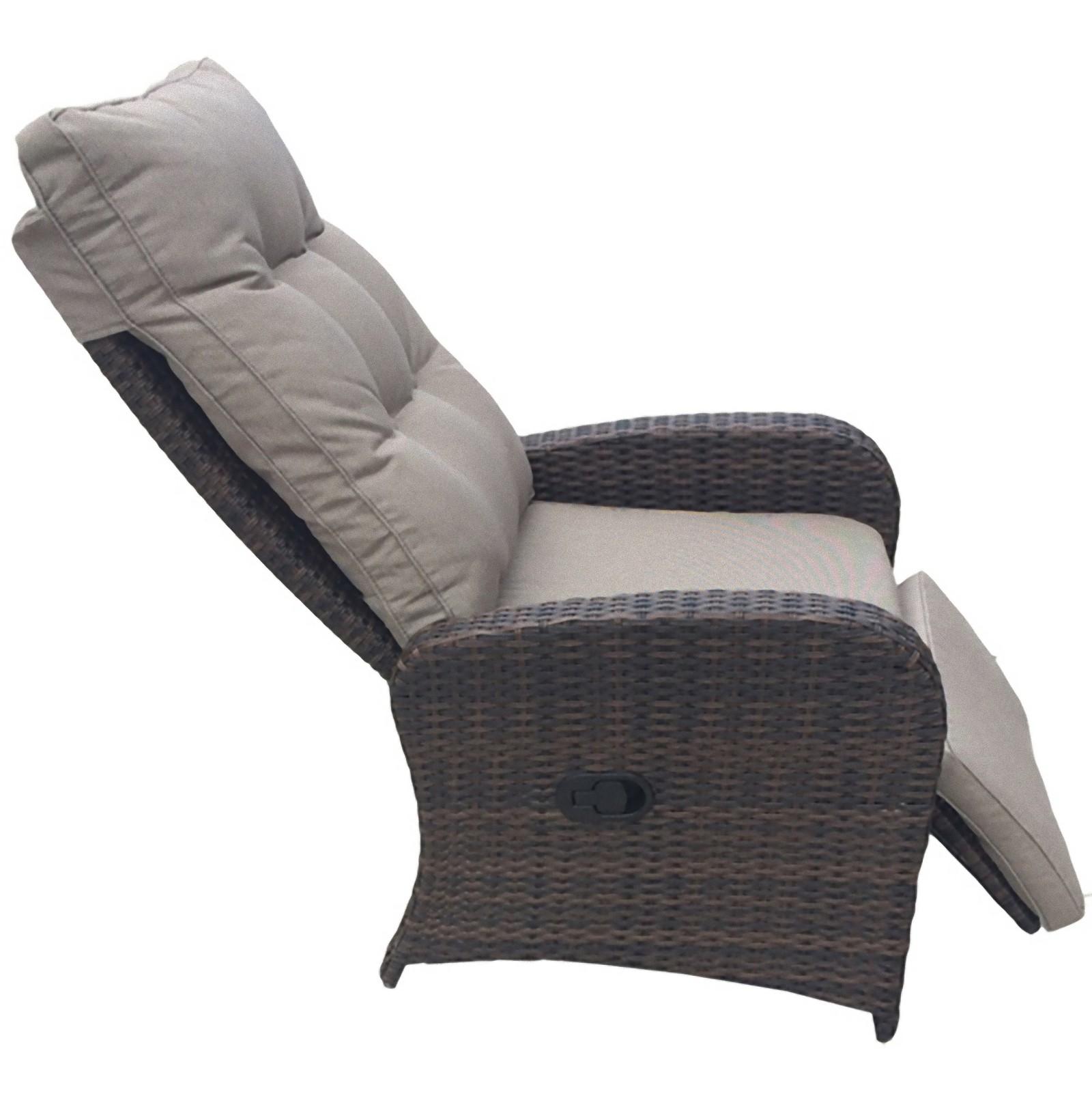 beco gartensessel rattan optik garten terrasse sessel. Black Bedroom Furniture Sets. Home Design Ideas
