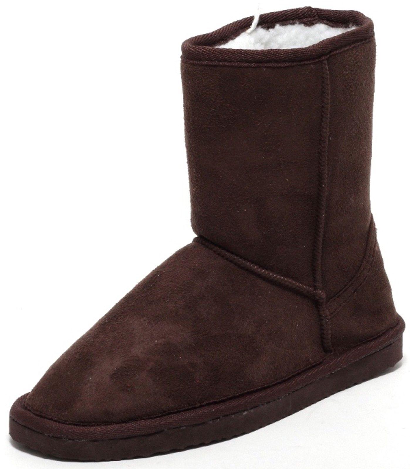 damen stiefel gr 37 40 winterstiefel fellstiefel boots. Black Bedroom Furniture Sets. Home Design Ideas