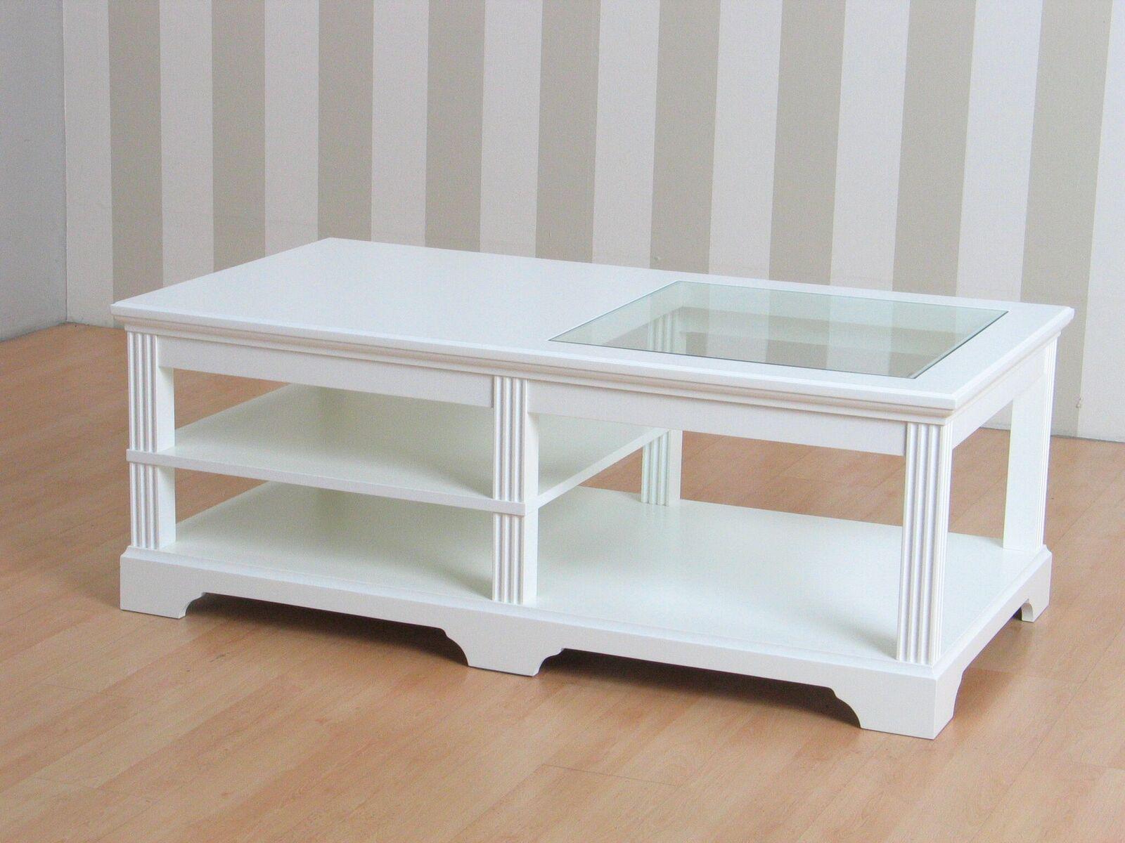 couchtisch charlot 70x130 cm wohnzimmer glas tisch. Black Bedroom Furniture Sets. Home Design Ideas