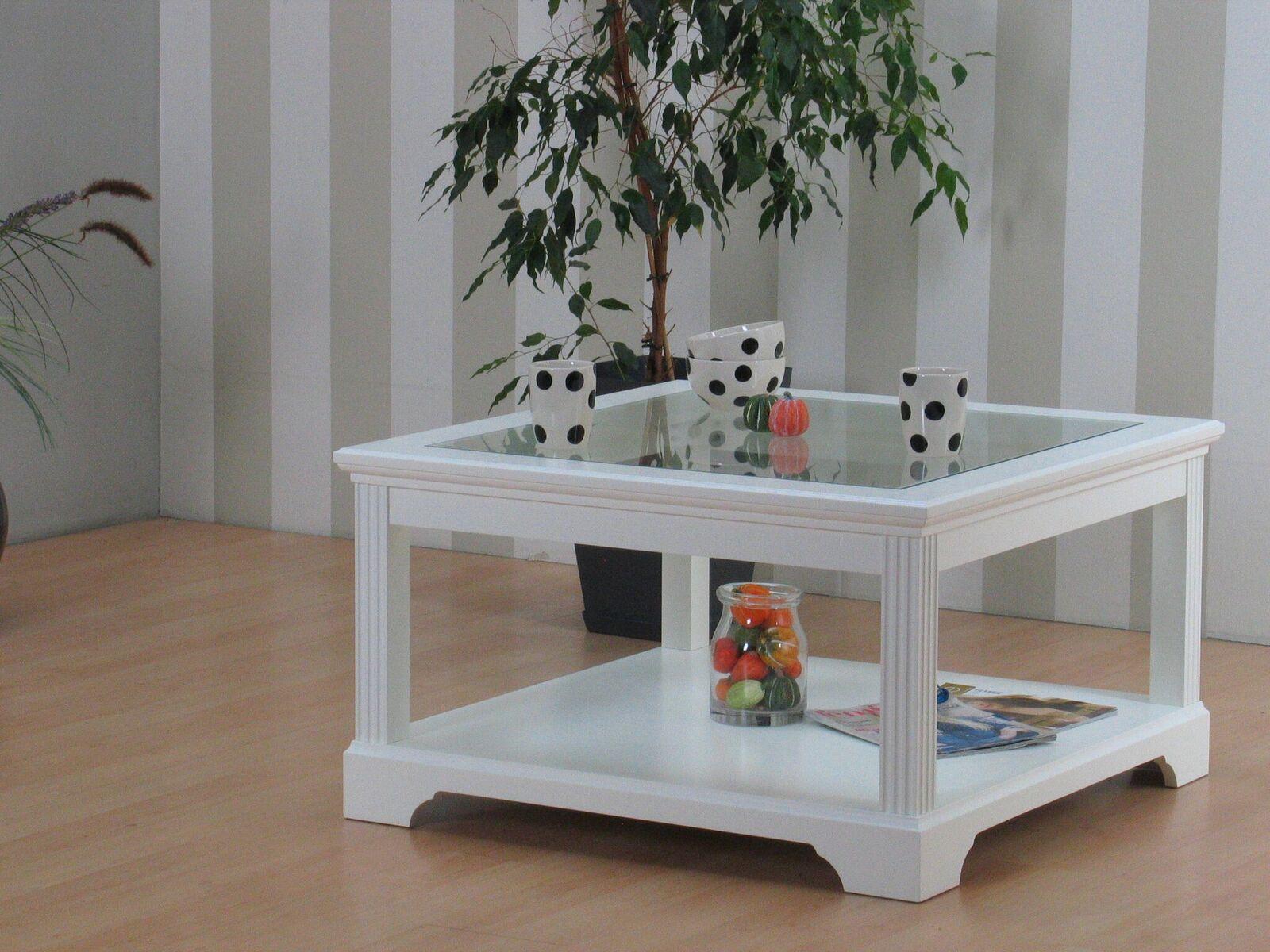 couchtisch charlot glas holz wohnzimmer tisch. Black Bedroom Furniture Sets. Home Design Ideas