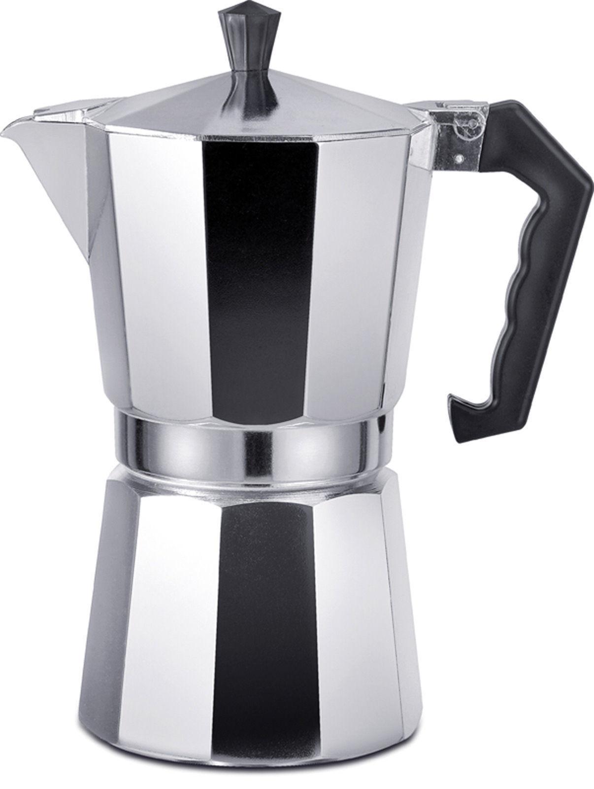 Tassen Maker Amsterdam : Alu espressokocher espresso moka express maker tassen