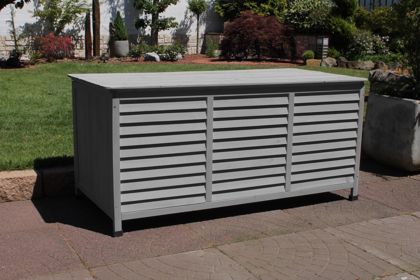 genug auflagenbox wasserdicht grau sx97 kyushucon. Black Bedroom Furniture Sets. Home Design Ideas