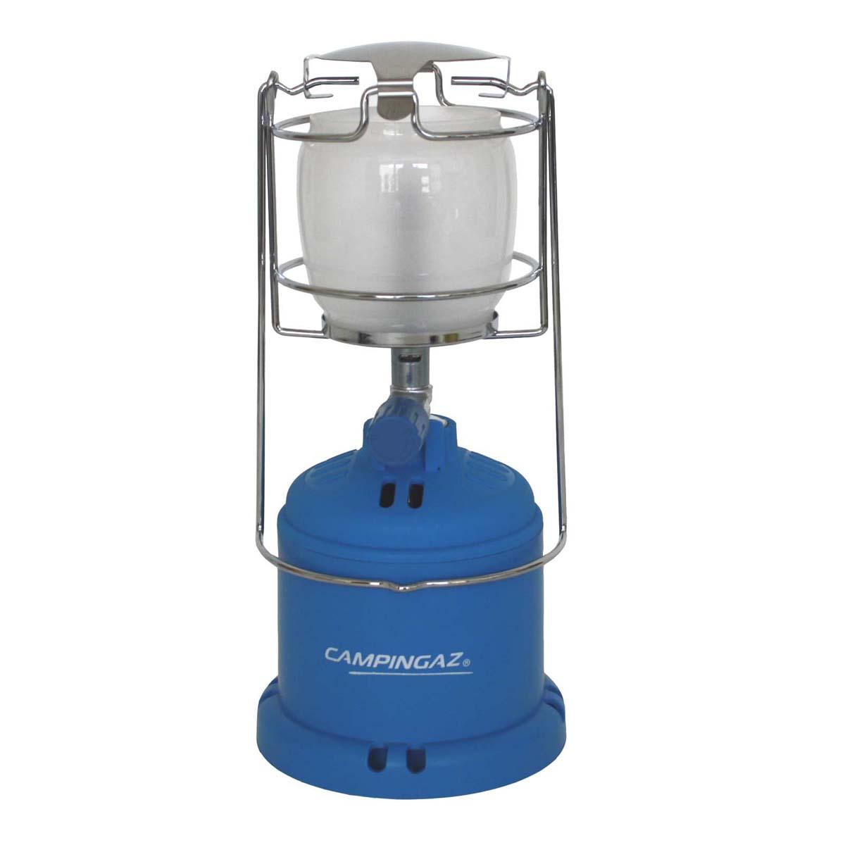 Campingaz Gaslampe 206L Gaslaterne Camping Lampe Leuchte Campinglaterne Outdoor
