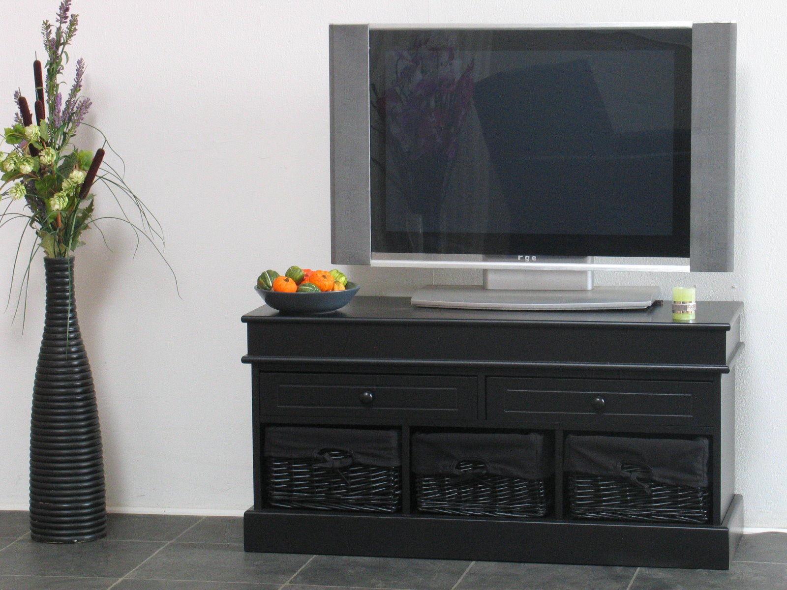 tv hifi m bel trine sideboard fernsehschrank kommode. Black Bedroom Furniture Sets. Home Design Ideas
