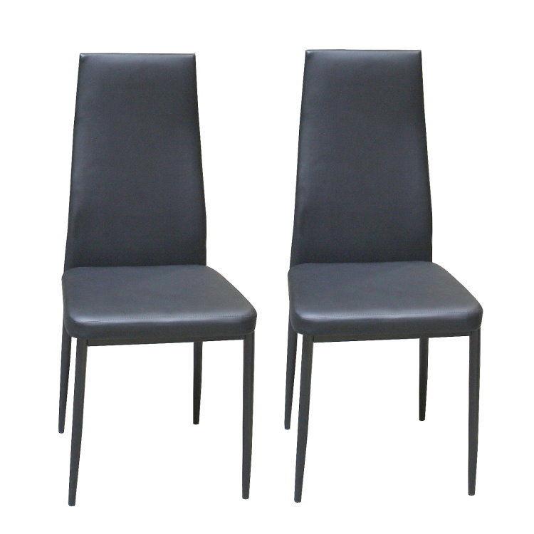 2x Roomscape Polsterstuhl Adamo Esszimmer Küchen Stuhl