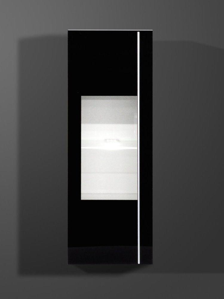 germania h ngeschrank freestyle glas wohnzimmer schrank. Black Bedroom Furniture Sets. Home Design Ideas