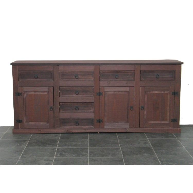 sideboard new mexiko mexico 7 3 anrichte buffet schrank. Black Bedroom Furniture Sets. Home Design Ideas