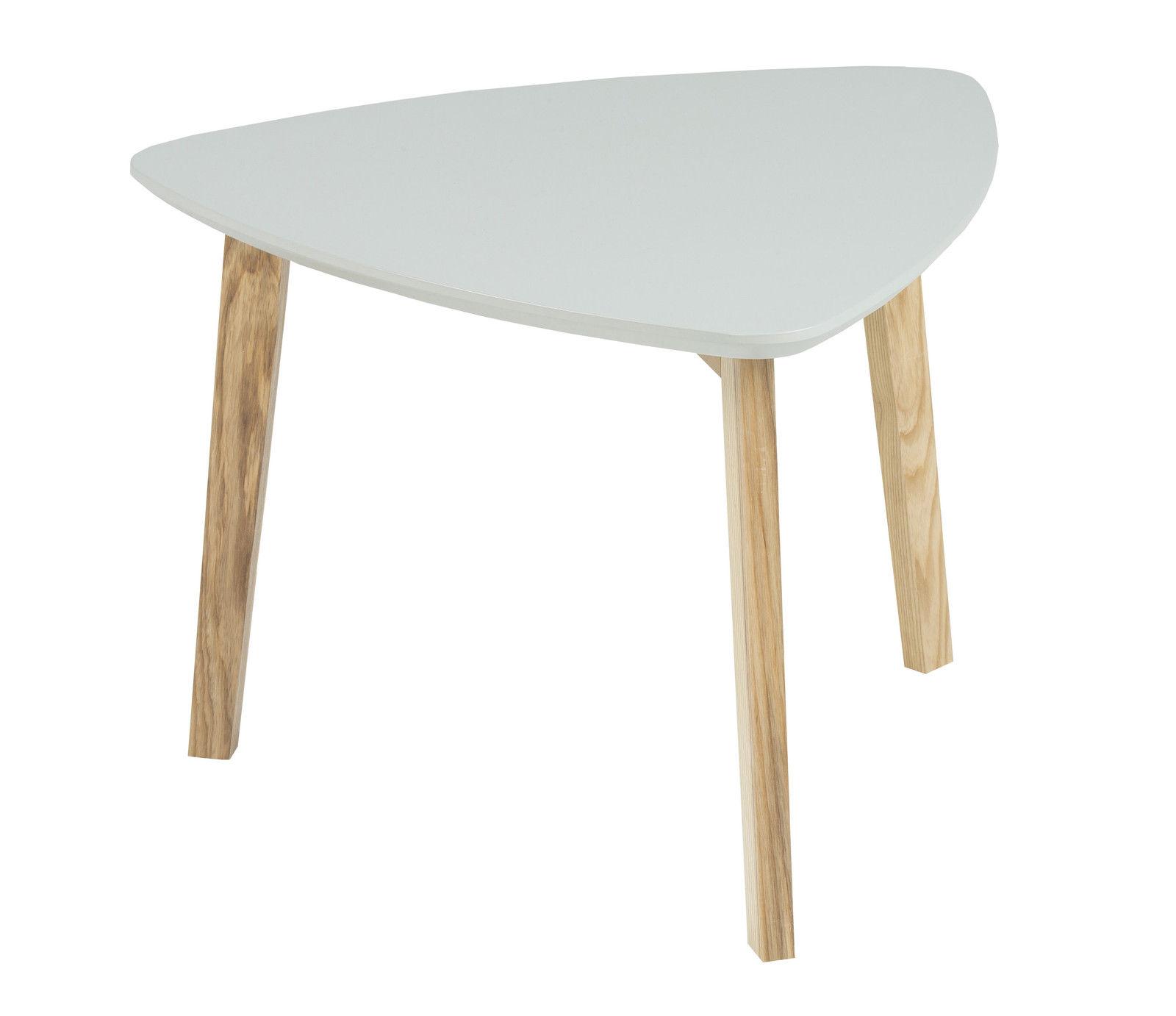pkline table d 39 appoint gris table basse table table basse table de coin fr ne ebay. Black Bedroom Furniture Sets. Home Design Ideas