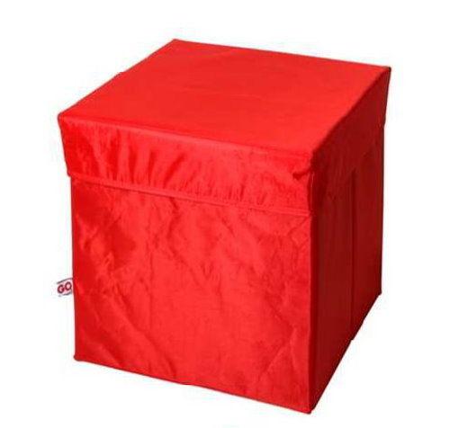 sitzhocker aufbewahrungsbox hocker sitzw rfel kinderzimmer spielzeugbox 38x38cm ebay. Black Bedroom Furniture Sets. Home Design Ideas
