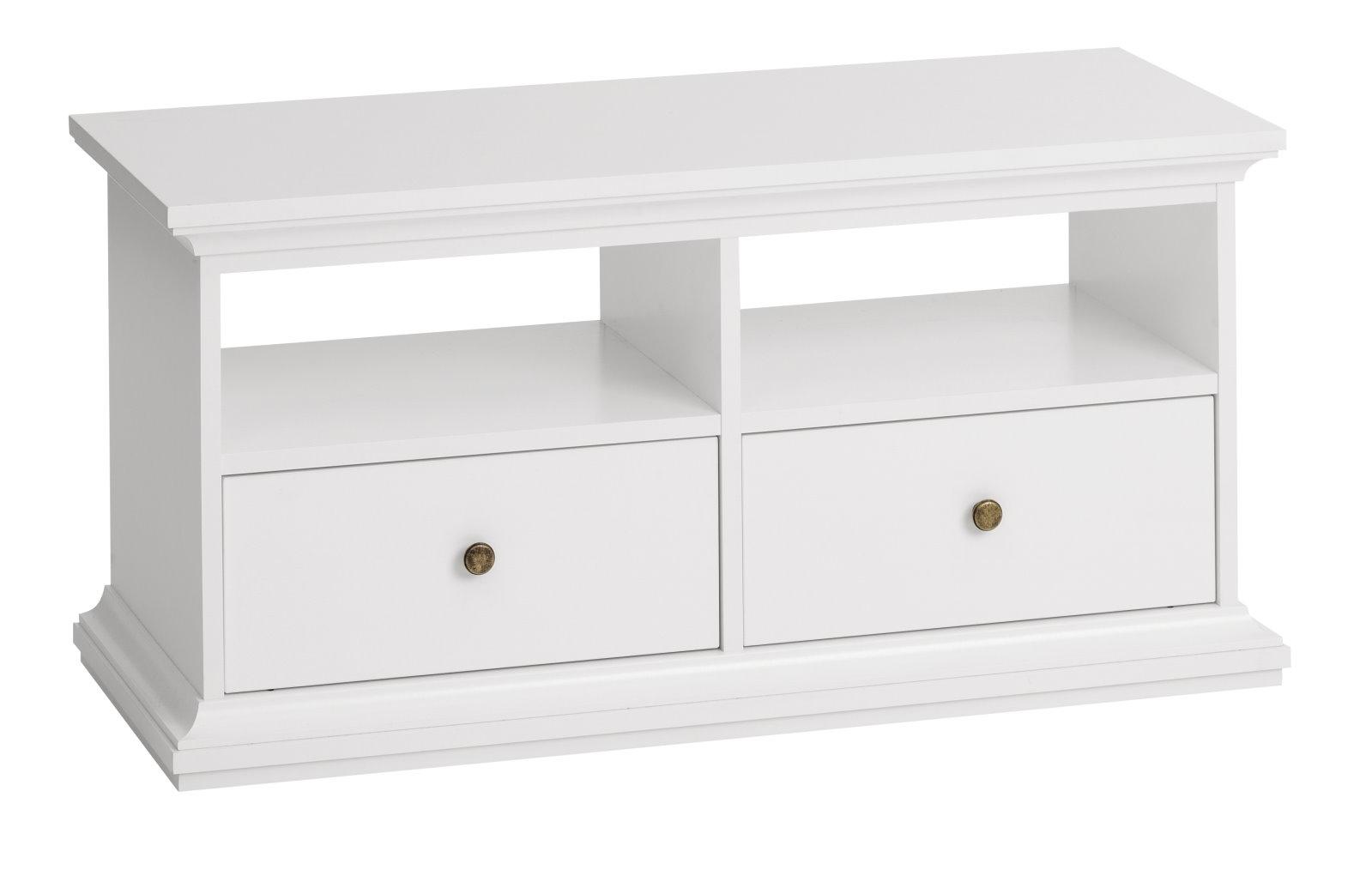 paris tv hifi tisch board lowboard phono schrank kommode. Black Bedroom Furniture Sets. Home Design Ideas