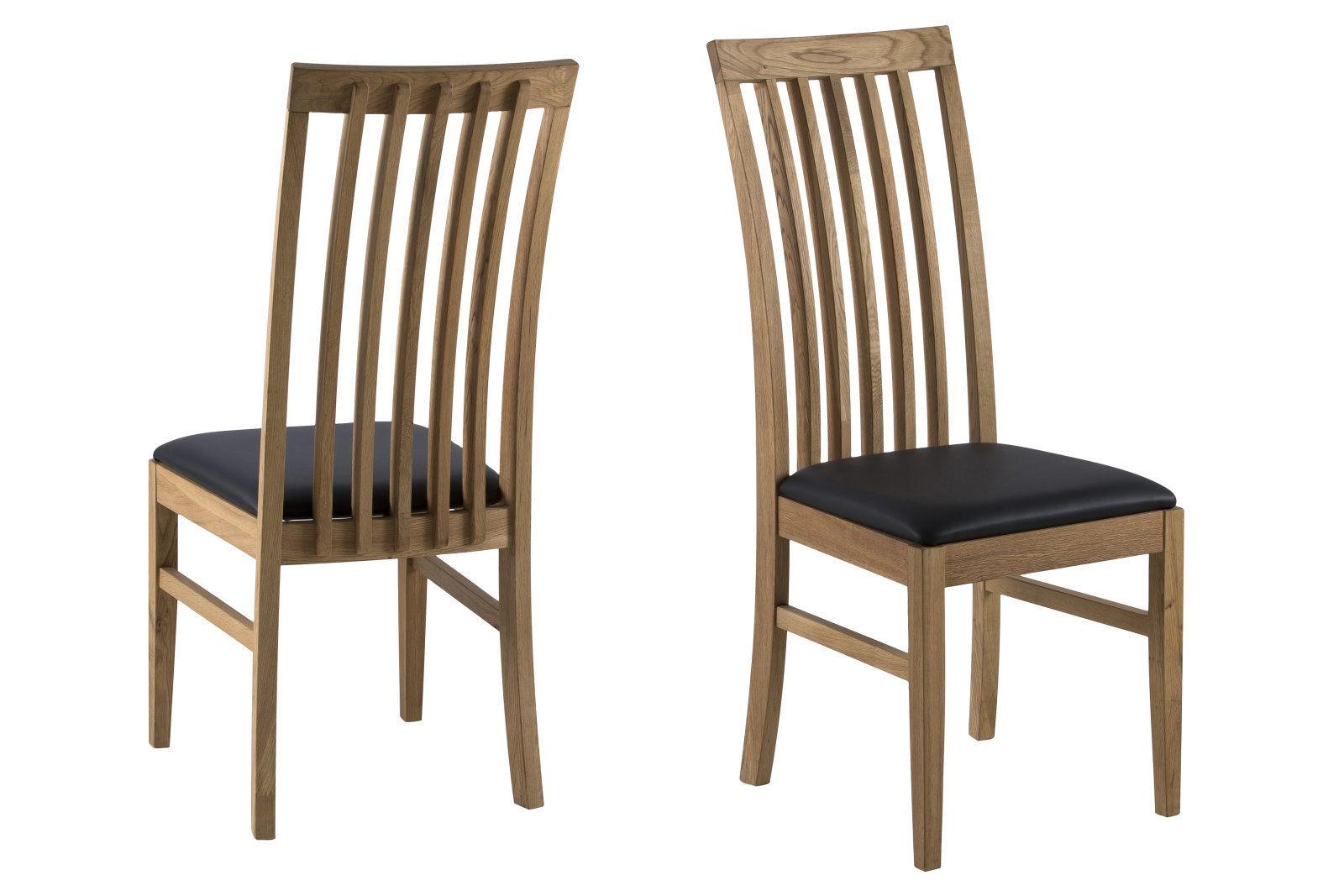 2x pkline esszimmerstuhl stuhlset esszimmer holz stuhl for Designklassiker stuhl holz