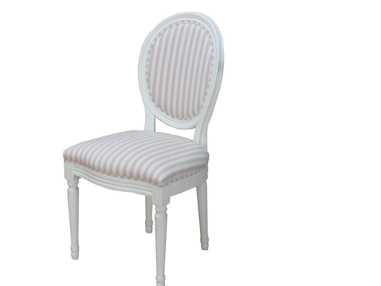 2 x esszimmerstuhl barock stuhl sitz ess gruppe sitzm bel massivholz wei 4250781452154 ebay. Black Bedroom Furniture Sets. Home Design Ideas