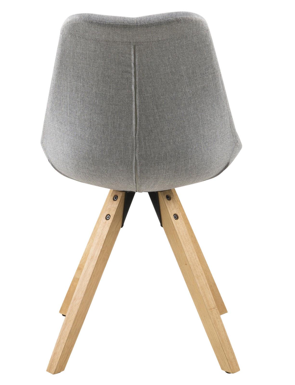2x pkline esszimmerstuhl in grau designerstuhl esszimmer. Black Bedroom Furniture Sets. Home Design Ideas