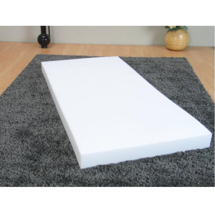 schaumstoffmatratze rollmatratze 90 x 200cm kaltschaum matratze komfort wei m bel wohnen. Black Bedroom Furniture Sets. Home Design Ideas