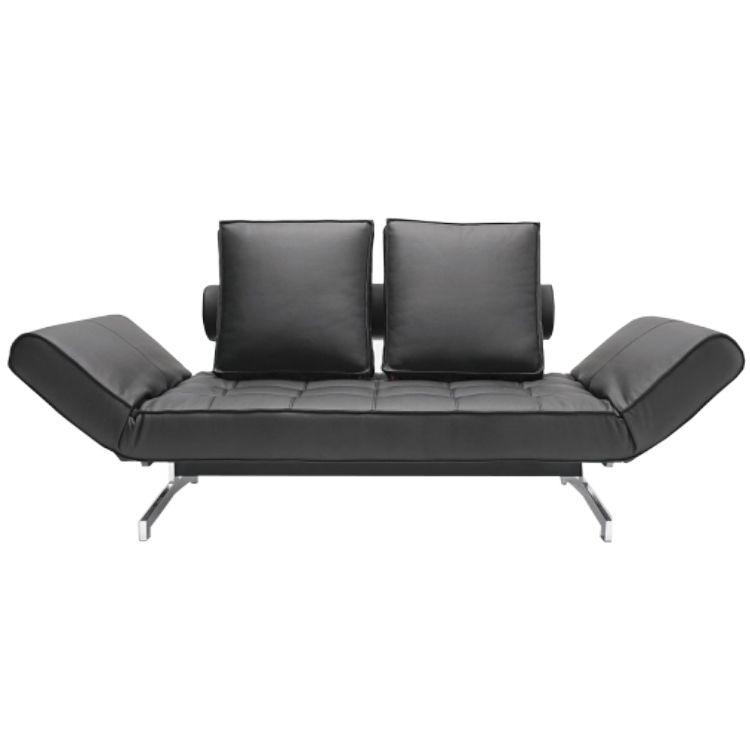 Innovation schlafsofa ghia schlafcouch bett g ste sofa for Bett oder schlafsofa