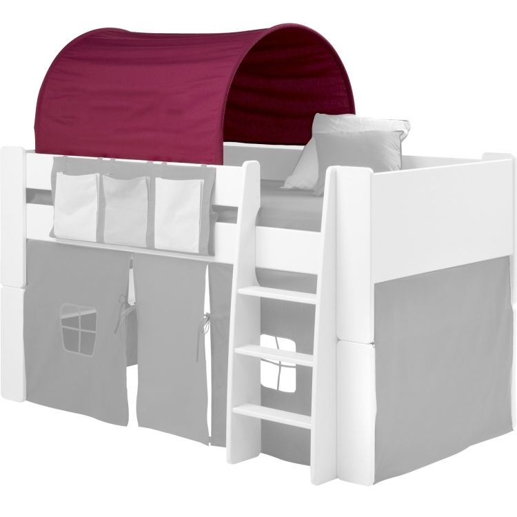 molly kids spieltunnel h hle f r hochbett spielbett. Black Bedroom Furniture Sets. Home Design Ideas