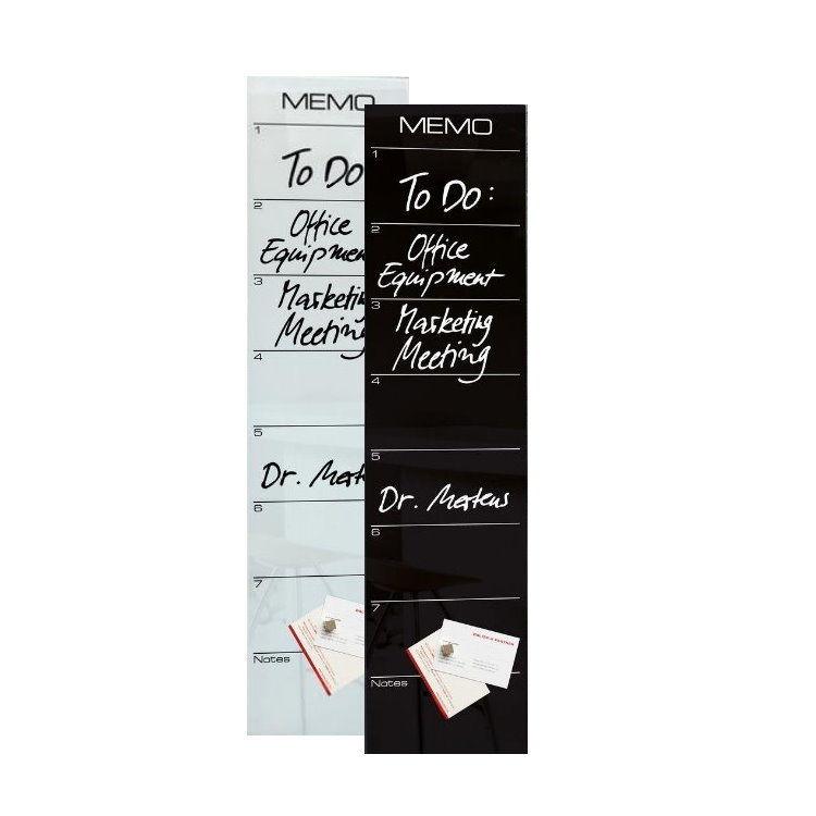 sigel whiteboard magnet tafel memo pinnwand terminplaner glasboard 20 x 80 cm ebay. Black Bedroom Furniture Sets. Home Design Ideas