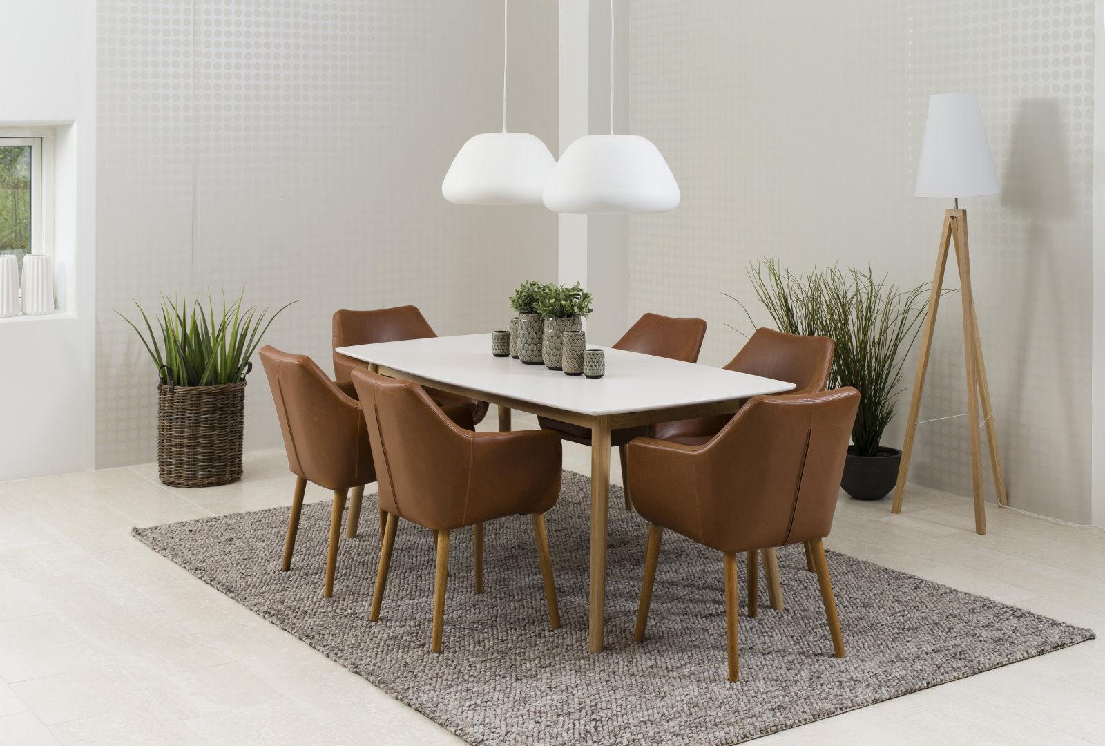 pkline armstuhl in cognac vintage sessel stuhl polsterstuhl armsessel retro m bel wohnen. Black Bedroom Furniture Sets. Home Design Ideas