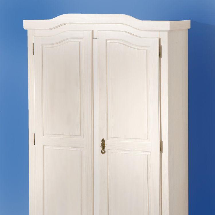 2 t riger kleiderschrank hedda schlafzimmerschrank fl gelt renschrank massiv m bel wohnen. Black Bedroom Furniture Sets. Home Design Ideas