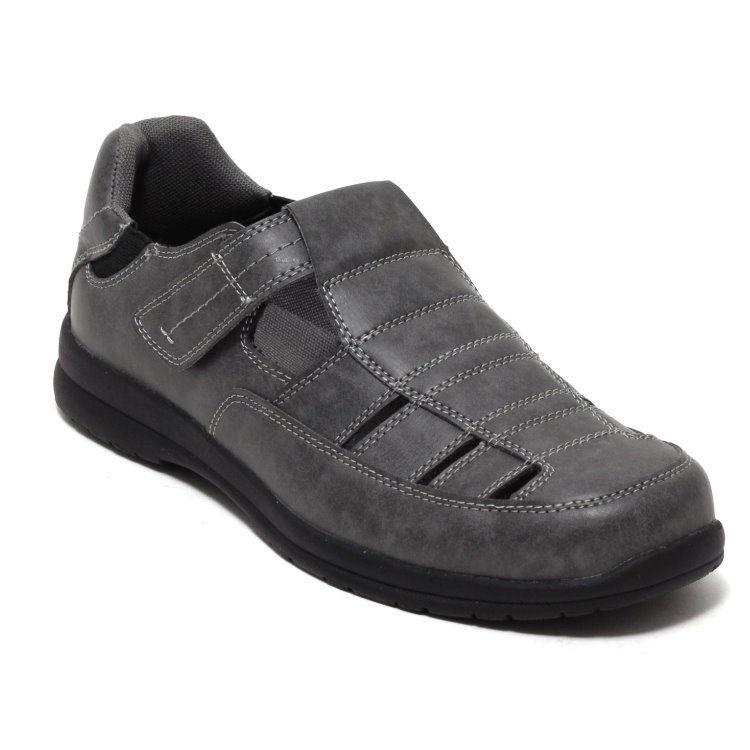 herren slipper gr 43 schuhe sneaker sandalen halbschuhe sommerschuhe anthrazit ebay. Black Bedroom Furniture Sets. Home Design Ideas