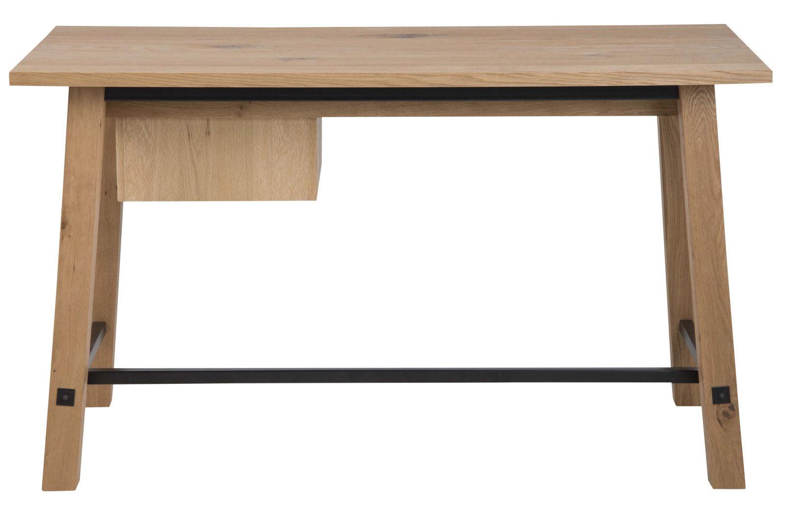 schreibtisch arbeitsplatz massiv schreibtisch tisch computertisch holz b ro m bel wohnen tische. Black Bedroom Furniture Sets. Home Design Ideas