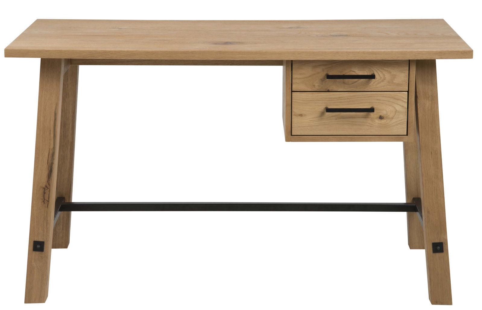 schreibtisch arbeitsplatz massiv schreibtisch tisch. Black Bedroom Furniture Sets. Home Design Ideas