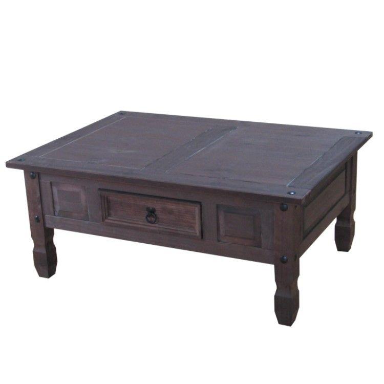 kiefer couchtisch tisch beistelltisch wohnzimmertisch new. Black Bedroom Furniture Sets. Home Design Ideas