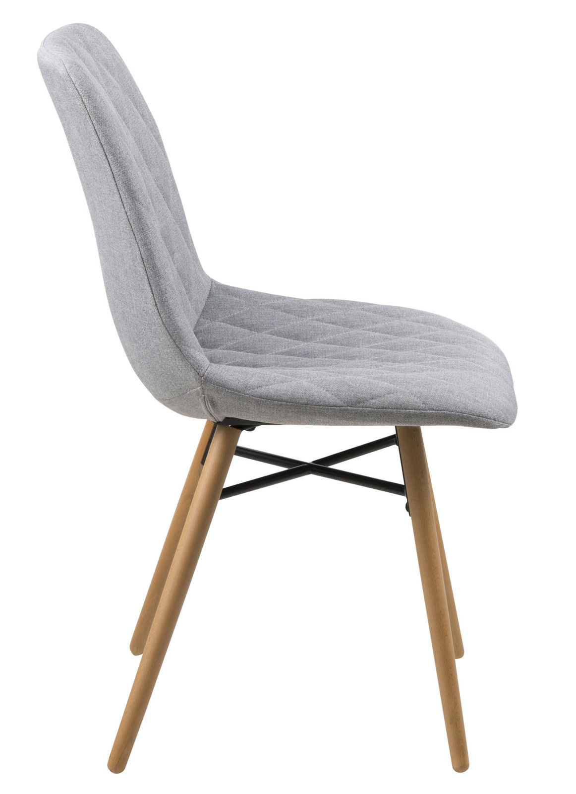 2x pkline esszimmerstuhl in grau stuhl k chenstuhl. Black Bedroom Furniture Sets. Home Design Ideas