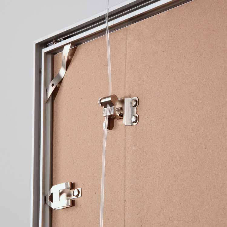 sigel tiefprofil rahmen gallery ga202 wechselrahmen foto bild galerie alu 40x50 business industrie. Black Bedroom Furniture Sets. Home Design Ideas