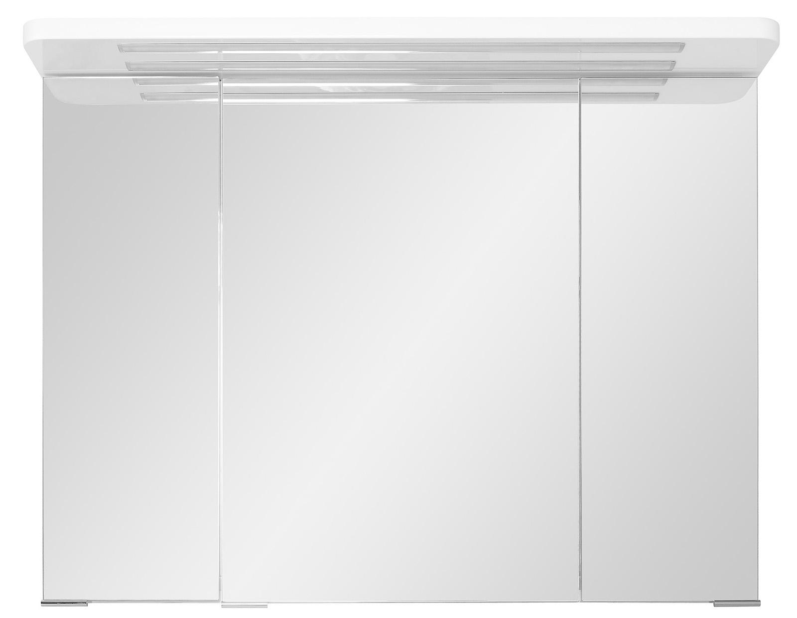 spiegelschrank grete inkl led badezimmerspiegel spiegel. Black Bedroom Furniture Sets. Home Design Ideas