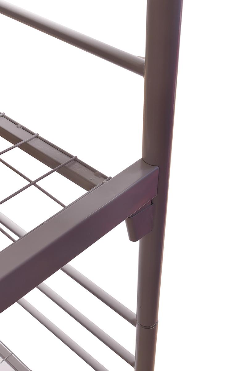 100x metall etagenbett 90x200 cm stockbett bett hochbett. Black Bedroom Furniture Sets. Home Design Ideas