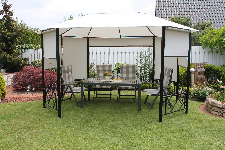 leco 8 eck pavillon seitenteile garten berdachung zelt partyzelt sonnenschutz ebay. Black Bedroom Furniture Sets. Home Design Ideas