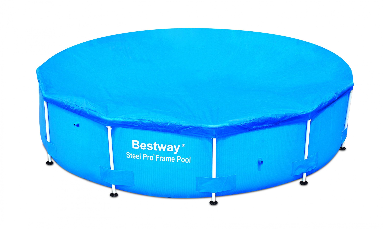 abdeckplane f r frame pool 366 cm plane abdeckung poolplane poolabdeckung ebay. Black Bedroom Furniture Sets. Home Design Ideas