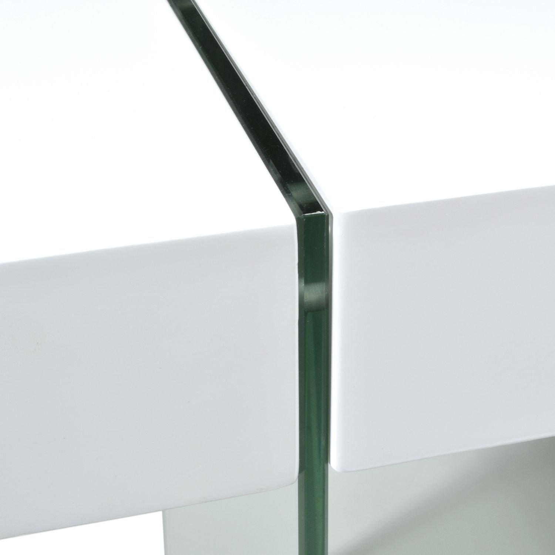 Design glas couchtisch wohnzimmer tisch beistelltisch for Glastisch couchtisch design