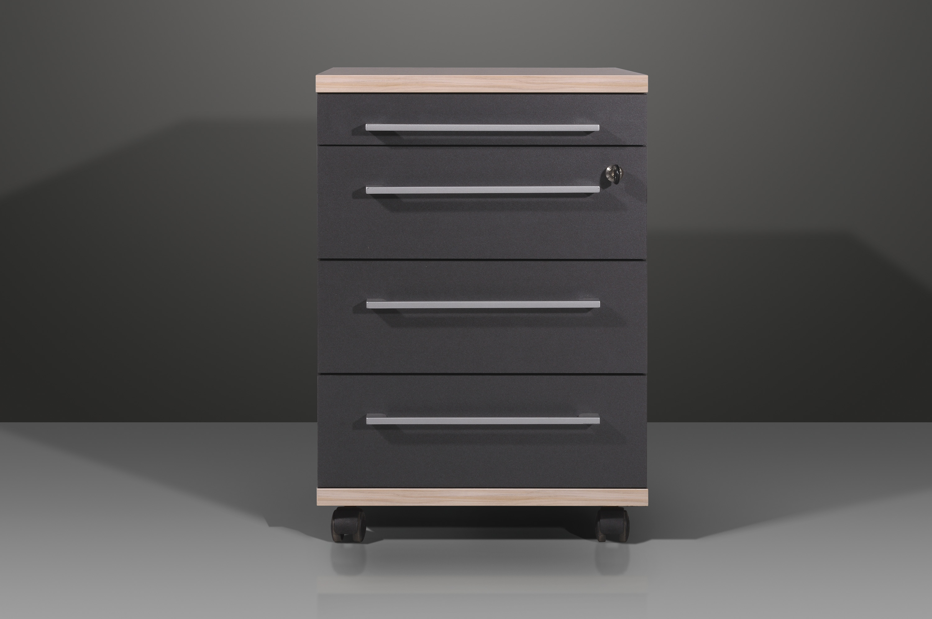 rollcontainer berlin b ro schubladen schrank container. Black Bedroom Furniture Sets. Home Design Ideas