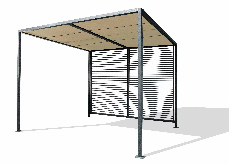 Leco Design Pergola 2,8x2,8 Garten Terrasse Überdachung ...