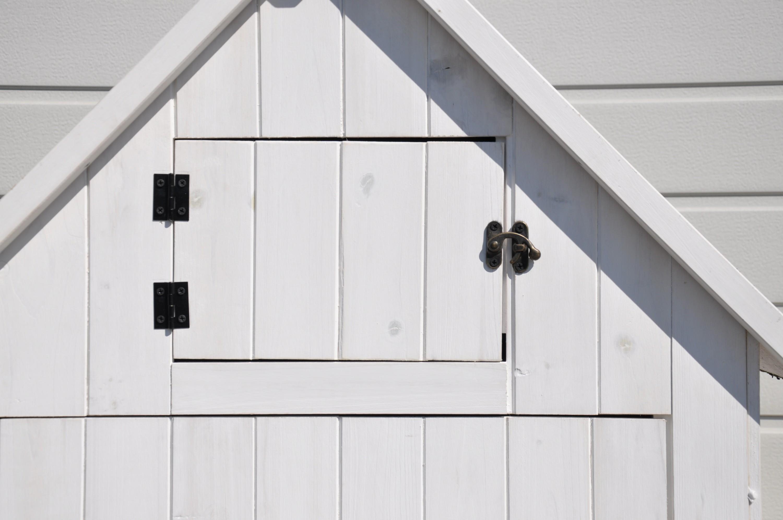 leco gartenschrank holz schrank aufbewahrung ger te. Black Bedroom Furniture Sets. Home Design Ideas