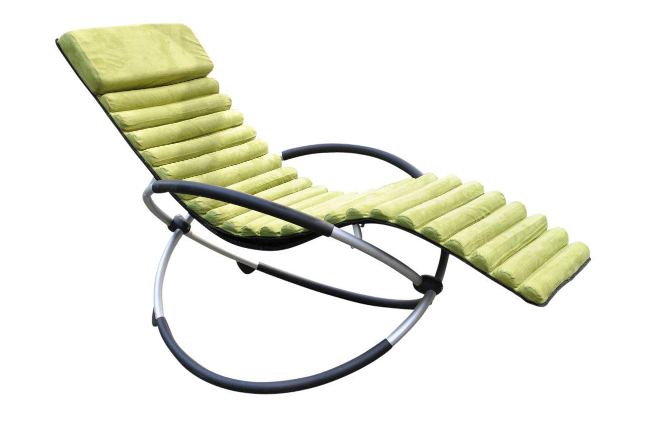 leco schaukelstuhl kissen stuhlkissen f garten liege. Black Bedroom Furniture Sets. Home Design Ideas