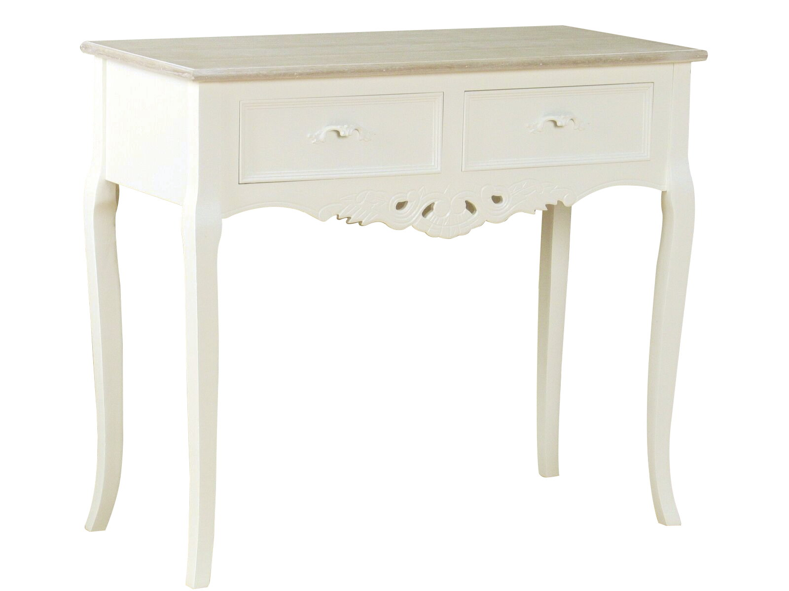 Console table barcelona white make up dressing drop ebay for Made dressing table