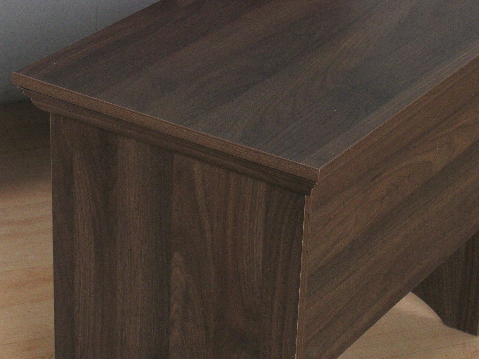 schminktisch hocker capri frisiertisch schreibtisch stuhl b rotisch nussbaum m bel wohnen. Black Bedroom Furniture Sets. Home Design Ideas