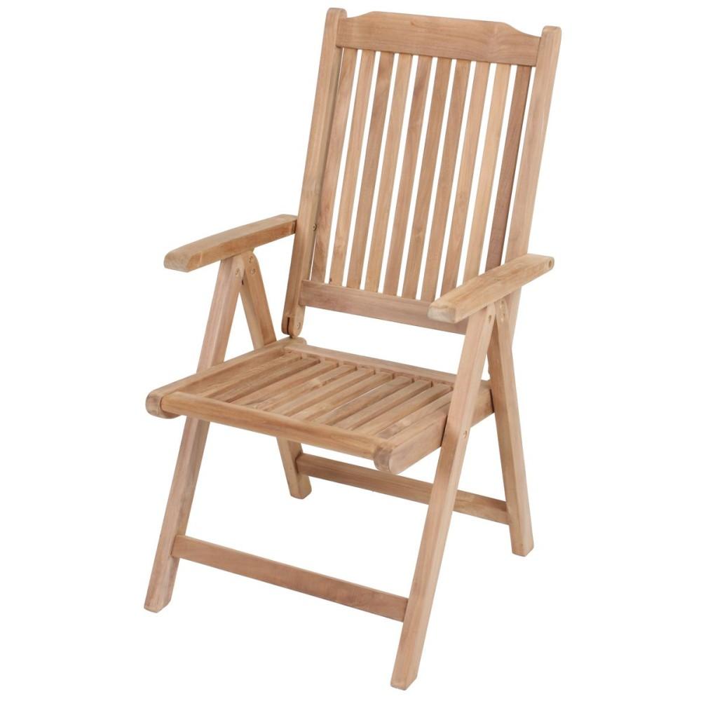garden pleasure teak hochlehner solo holz garten stuhl sessel m bel klappbar ebay. Black Bedroom Furniture Sets. Home Design Ideas