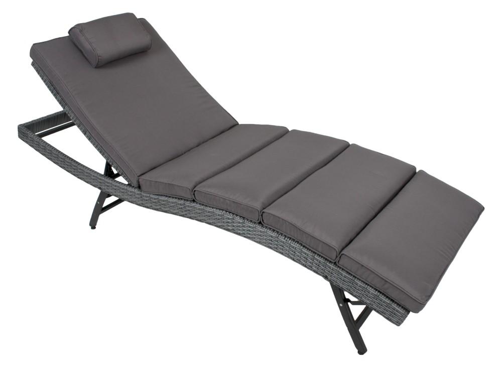 garden pleasure sonnenliege auflage langreo garten liege. Black Bedroom Furniture Sets. Home Design Ideas