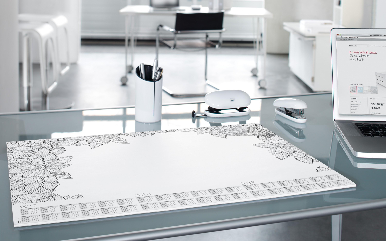 sigel papier schreibunterlage design ho540 schreibtisch auflage unterlage ebay. Black Bedroom Furniture Sets. Home Design Ideas