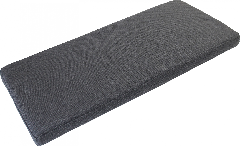 sitzkissen kissen auflage f r bank schuhbank schrank sitzbank truhe anthrazit ebay. Black Bedroom Furniture Sets. Home Design Ideas